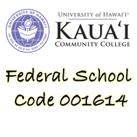 Kauai Community College Federal Code