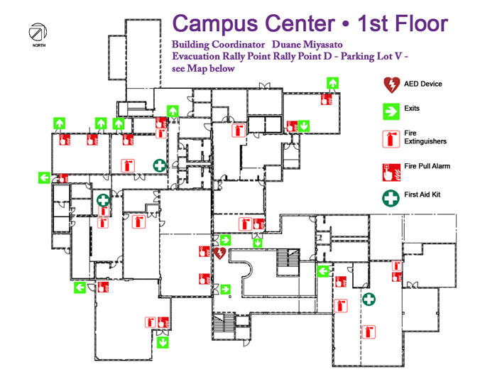 Campus Center - 1st Floor
