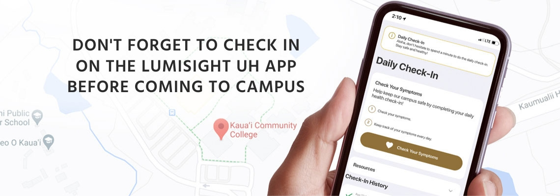 Signed UH Health App